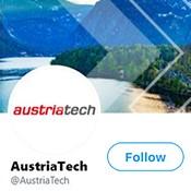 Twitteraccount von AustriaTech