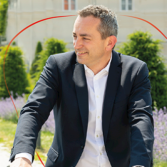 Geschäftsführer Martin Russ