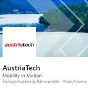 LinkedIn Seite von AustriaTech